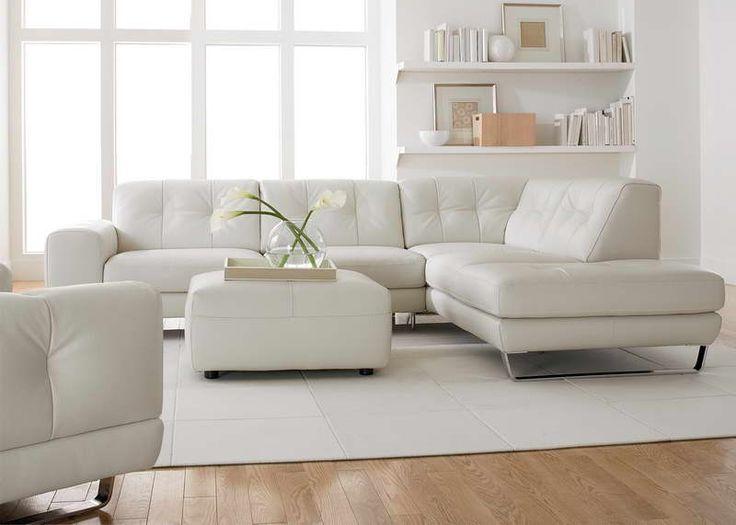 Natuzzi Leather Best Grades With Hardwood Floors