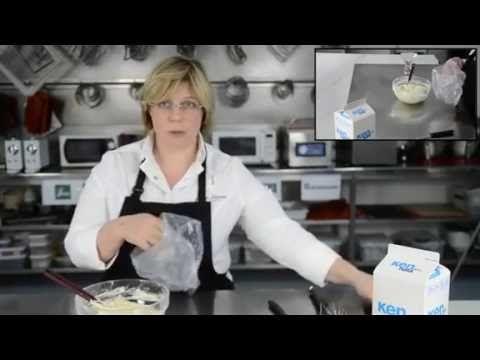 Крем Дипломат – Кондитерские Курсы - Pastrycampus.ru - YouTube