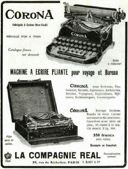 Corona advertise