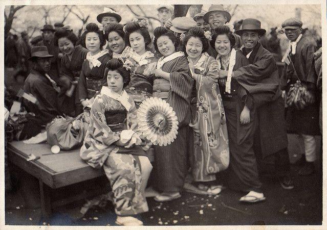 アメリカ人営業マンが撮影した100年前の日本「ピースをしていない日本人」 - ライブドアニュース