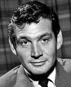Gene Barry ...  Starred as Bat Masterson on TV from 1959-1961 ...