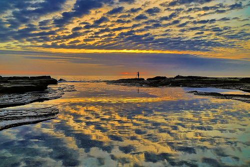 Dawn Photographer at Coalcliff 2