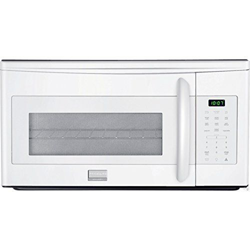 #10: Frigidaire FGMV175QW 1.7 cu. ft. Over-the-Range Microwave Oven Frigidaire FGMV175QW Over Range Microwave is a top pick of a deal among the top selling products in Appliances  category in USA. Click below to see its Availability and Price in YOUR country.