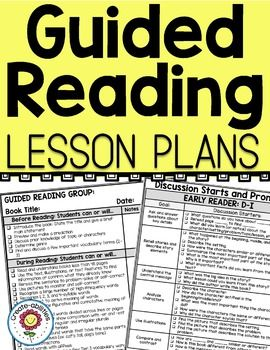 This 291 page pack has lesson plans from reading levels A-Z (Fountas and Pinnell), planning sheets, reading level pages, comprehension quesitons, discussion starters, text selection sheets, and more. There are also editable pages to type in your own information.