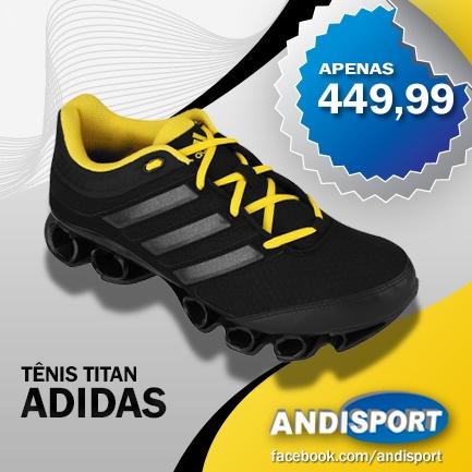 Tênis preto com amarelo se resume a personalidade forte! Mostre quem você é com seu estilo diferenciado de andar.