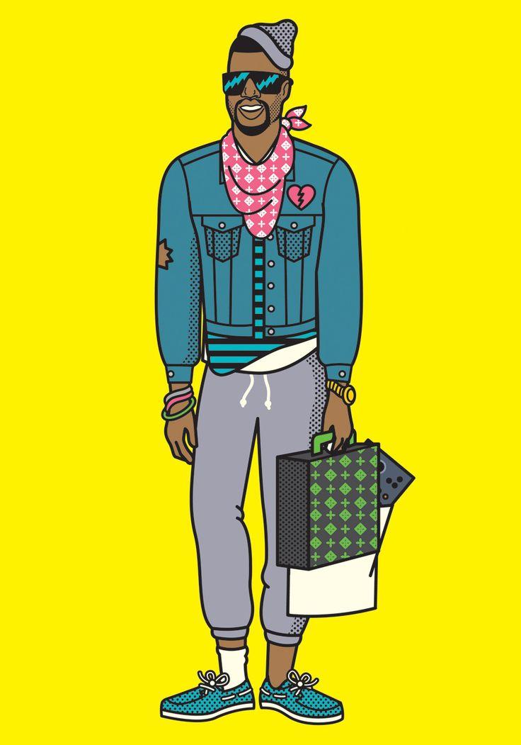 Rami Niemi. Illustrator