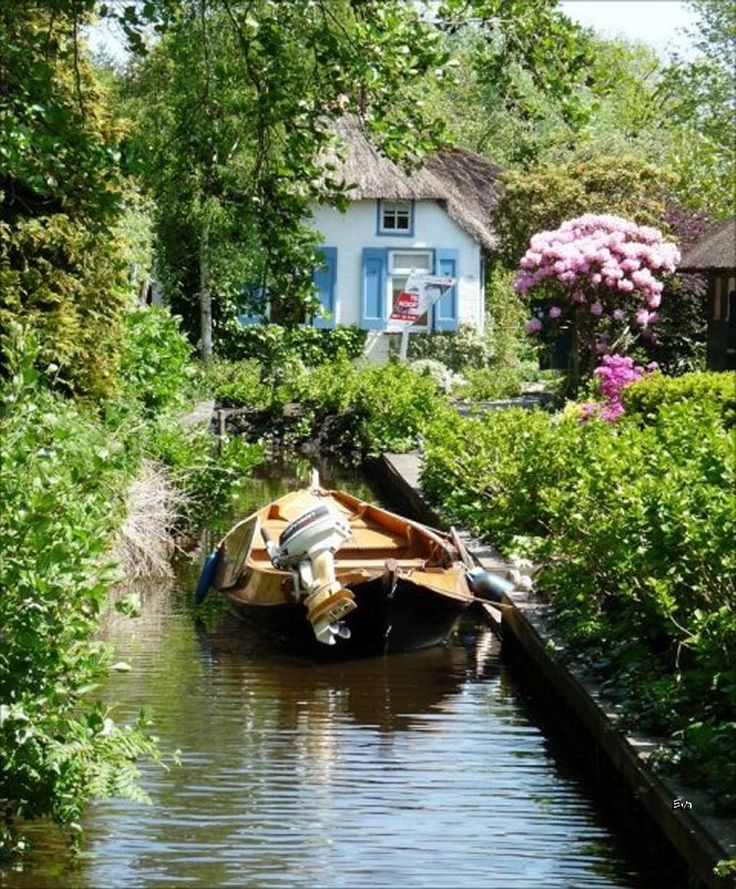 giethoorn: Outing Ideas
