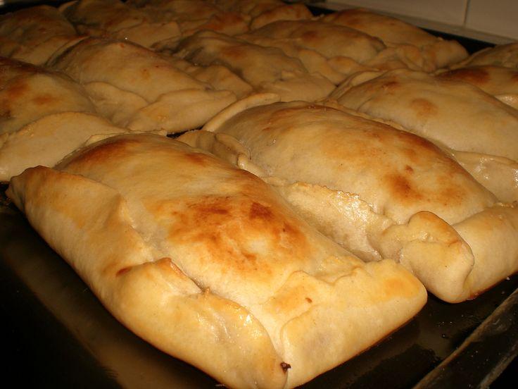 Empanadas Chilenas De Pino