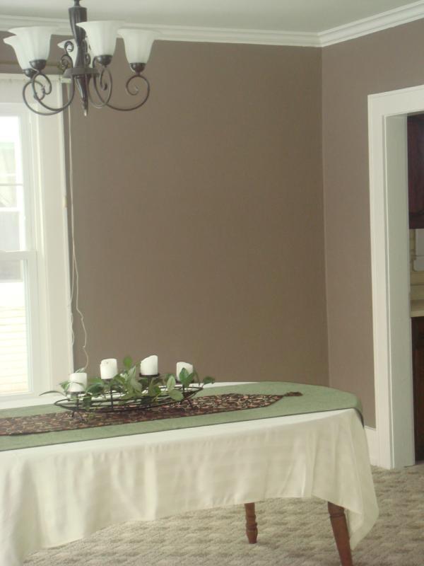 Spalding Gray Dining Room