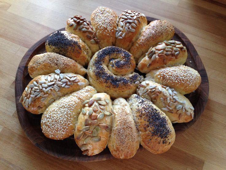 Det dekorative brød