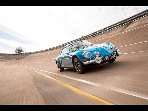 Essai Alpine Berlinette : on a conduit l'A110 1600 SC d'époque ! - L'argus