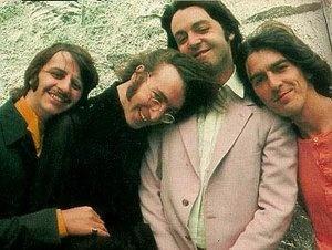 The Beatles - Friends