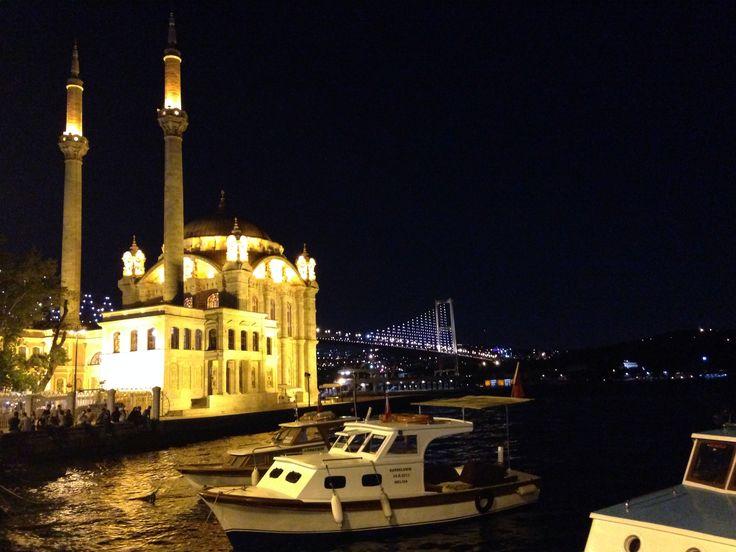 Ortaköy/İstanbul/Turkey