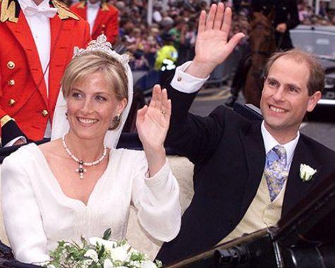 Resultado de imagen para Sophie Rhys-Jones boda