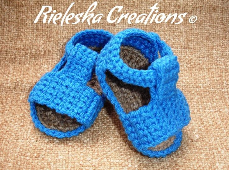 Looking for your next project? You're going to love Baby sandals by designer Rieles.