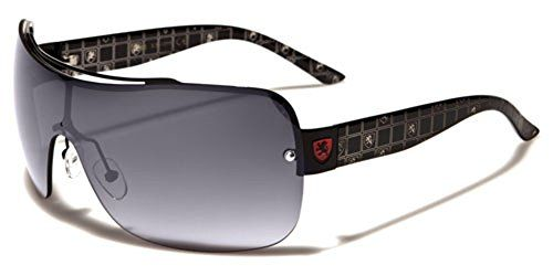 Khan Square Aviators Rimless Fashion Designer Celebrity Sunglasses New *** Check out this great product.Note:It is affiliate link to Amazon.
