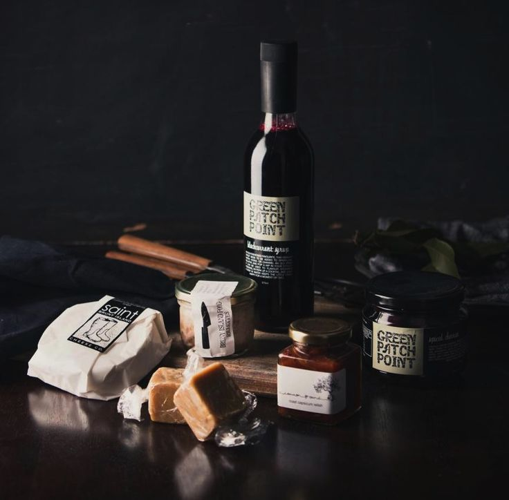 Every item in this gourmet ensemble has been made by small batch artisan producers in Tasmania and selected by food-critic-come-farmer Matthew Evans and Bruny Island Cheese's Nick Haddow.