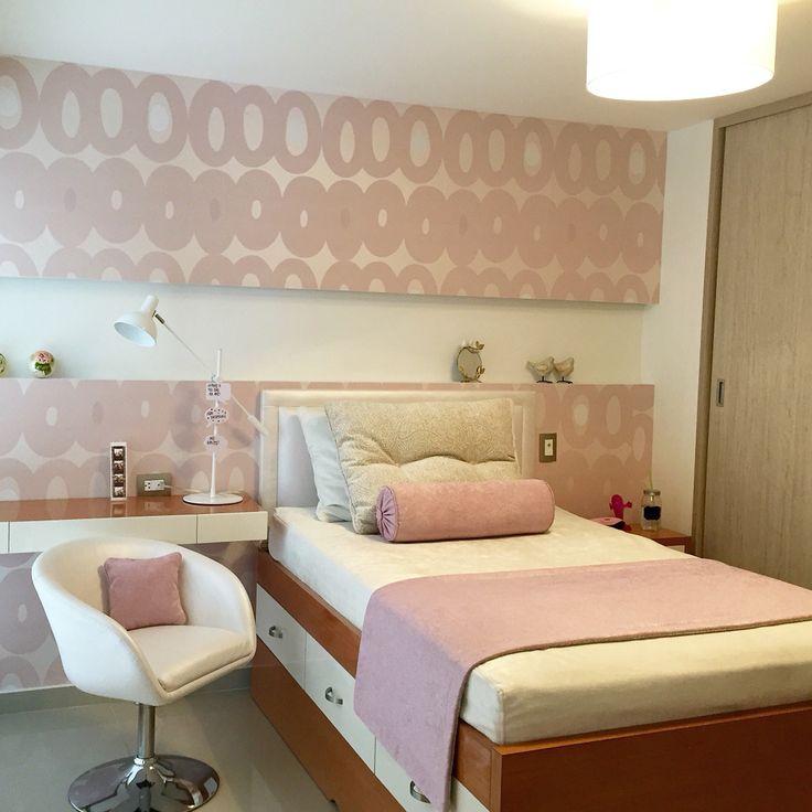 Design by: Elizabeth Arévalo Diseño & Decoración. #diseño #decoración #diseñopropio #elizabetharevalo #design #interiordesign #interior #custom #beautiful #interior_design #homedecor #bedroom #habitación #picoftheday  #designlovers @elizabeth.design