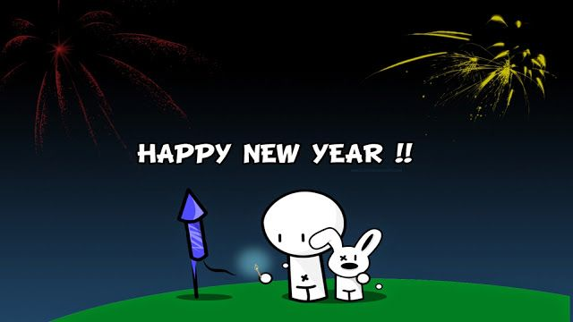 Funny New Year 2016 images cartoon