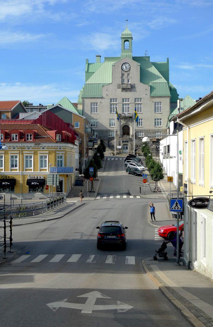 Town Hall, Strömstad, Sweden