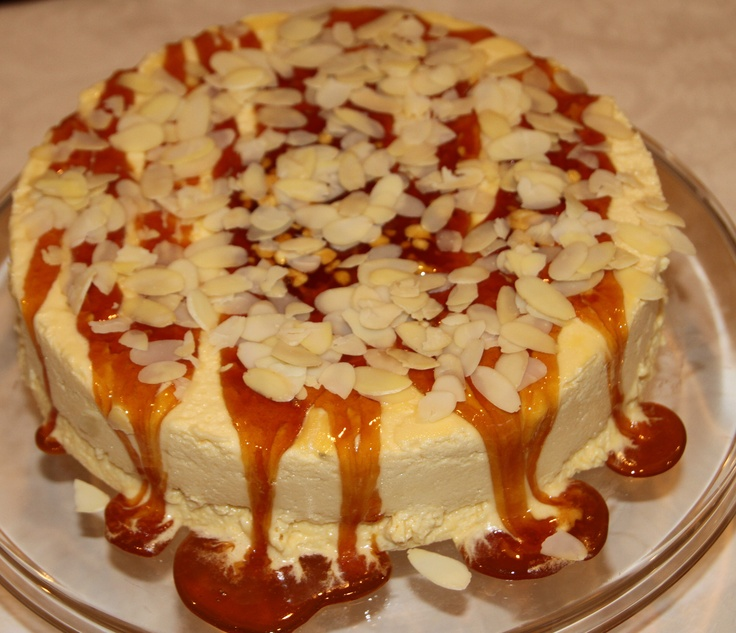 Baba De Camelo Traditional Portuguese Dessert With