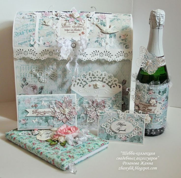 My Hobby: Шебби-коллекция свадебных аксессуаров (продается) :)