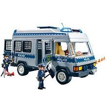 Playmobil Police Transport Vehicle