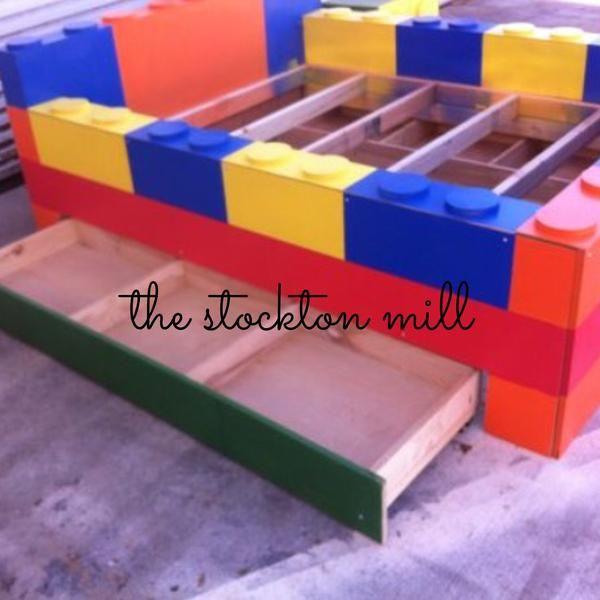 Lego Kids Bed