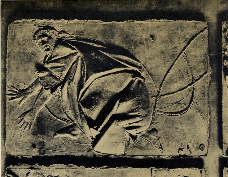 Vatican Doors series by Giacomo Manzu
