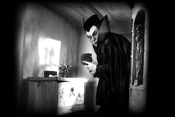 "Mephisto (""Faust"", F.W. Murnau, 1926)"