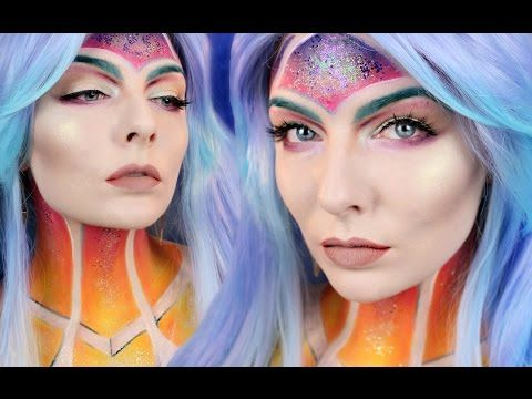 20 best nyx images on Pinterest   Face awards, Body paint and Body ...