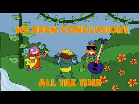We Draw Conclusions - - Rock 2 the Core - K-5 Language - YouTube