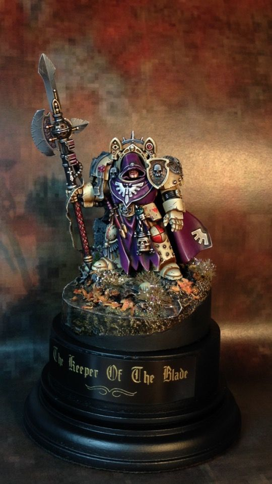 Warhammer 40k | Space Marines | Dark Angels Hero #warhammer #40k #40000 #wh40k…