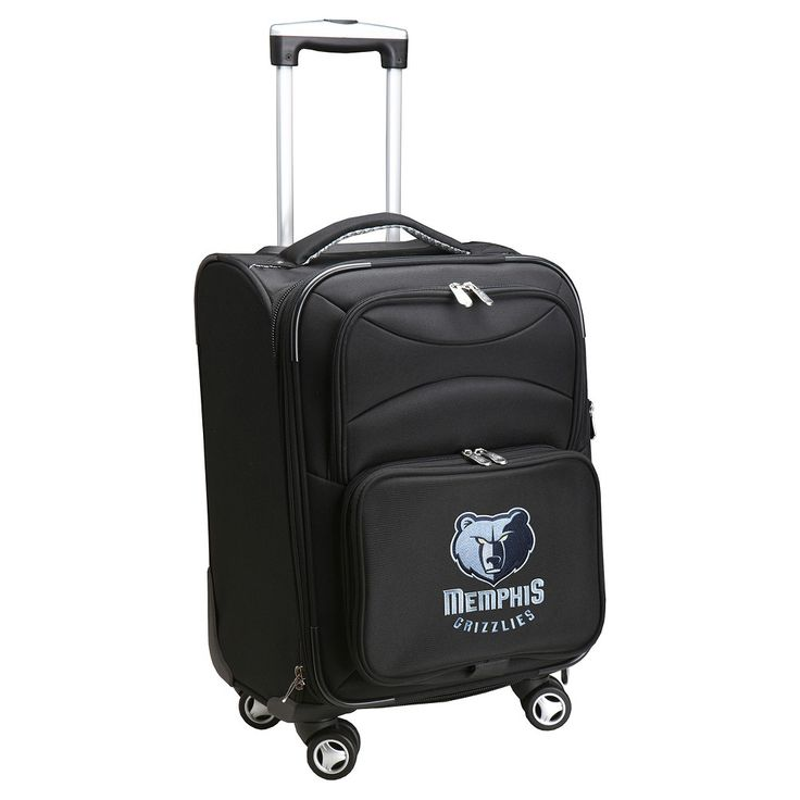 NBA Memphis Grizzlies Mojo Carry-On Spinner Luggage