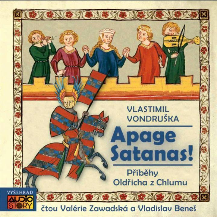 Vlastimil Vondruška – Apage Satanas! (recenzia)