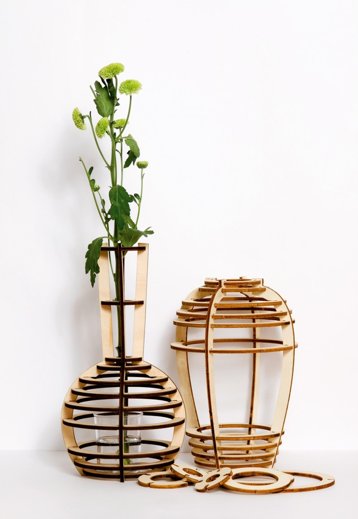 vases - building set by Domestic  #accessories #productdesign #vase