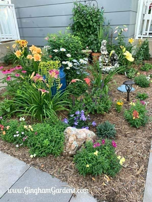 Elegant Perrenial Gardens Layout Full Sun Flower Garden Ideas Harperdesign Small Flower Gardens Flower Garden Layouts Small Space Gardening