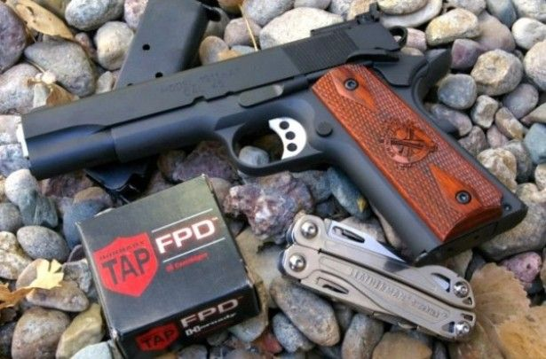 Springfield Armory Range Officer 1911   Outdoor Channel