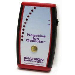 Negative Ion Detector