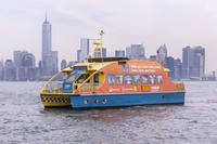 New York Harbor Hop-on Hop-off Cruise including 9/11 Museum Ticket