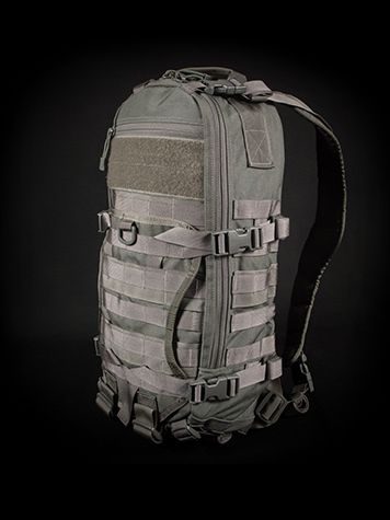 I wish this back was 16-18 inches high and it would be just about perfect. What a great looking back. - TAD Fast Pack Litespeed