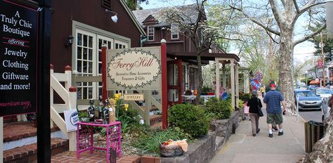 New Hope Pennsylvania named the cutest town in PA in PureWow's Cutest Towns in Every State: Pennsylvania: New Hope