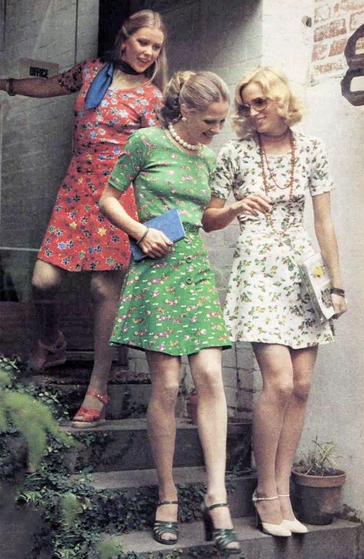 plus galaxy dress 1970