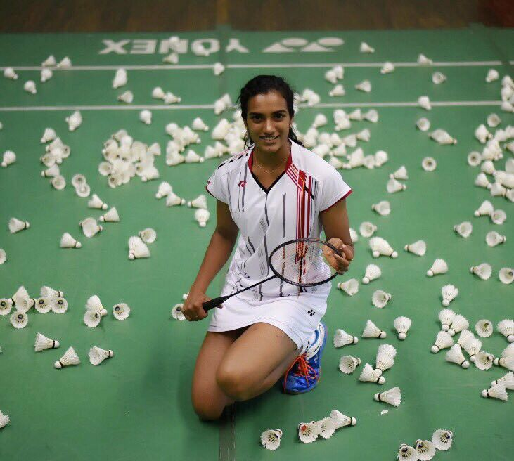 She is not just a player....she has shown us the beauty of badminton