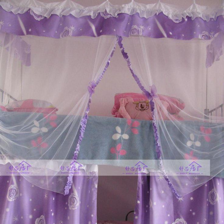 Kids Bedroom Design Ideas Bedroom Decorating Ideas Green Raised Bed Bedroom Paris Bedroom Curtains: 21 Best Images About Bunk Bed Canopies On Pinterest
