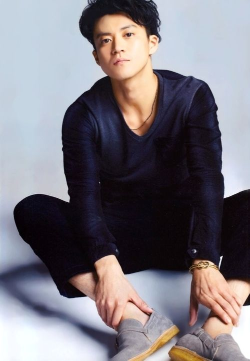 Oguri Shun- extraordinary actor