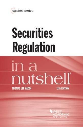 securities regulation outline 1 In 1994, the uniform law commission promulgated a revised article 8 of the uniform commercial codearticle 8 governs transfers of investment securities stocks and bonds are the most well-known kinds of investment securities, but mutual fund shares, limited partnership shares, and just about any medium which permits investment in an enterprise or financial participation in a business may fall.
