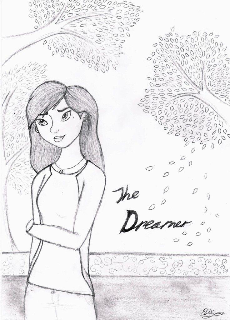 The Dreamer, Robyn Diaz, by Erin Sheena Byrne.