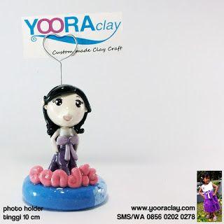 Clay Figure Gendis