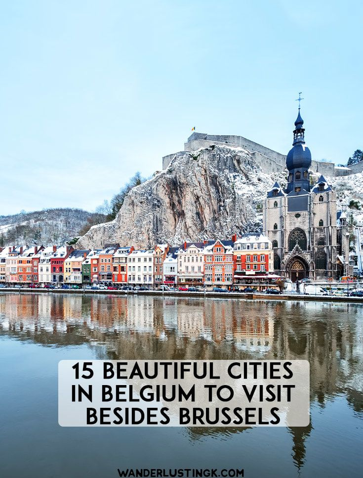 Looking for some off the beaten path cities in Belgium? Read about 15+ beautiful cities in Belgium to visit for beautiful architecture to inspire your wanderlust! #travel #belgium #europe